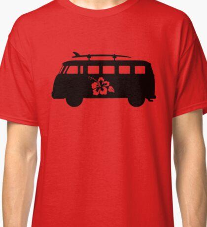 Hawaiian vw bus Classic T-Shirt