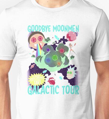 Goodbye Moonmen Galactic Tour Unisex T-Shirt