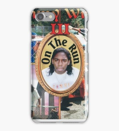 Tommy Wright III iPhone Case/Skin