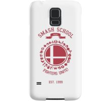 Smash School United (Red) Samsung Galaxy Case/Skin