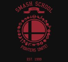 Smash School United (Red) by Nguyen013