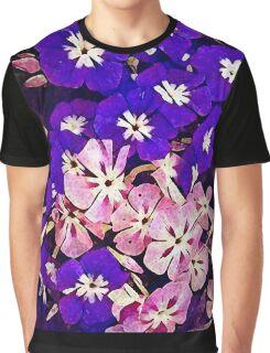 Vibrant purple!! Graphic T-Shirt