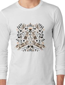 Woodland Folklore  Long Sleeve T-Shirt