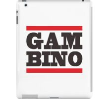 gambino iPad Case/Skin