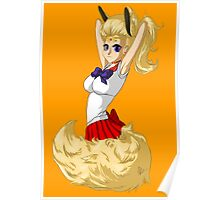 Sailor Flareon! Poster