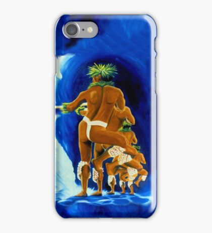 Kuʻi Ikaika iPhone Case/Skin