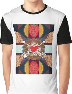 Let Your Love Flow 2 Graphic T-Shirt