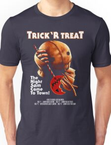 Trick 'r Treat Halloween Mashup T-Shirt Unisex T-Shirt