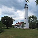 Wind Point Lighthouse by Jack Ryan