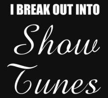 show tunes by Glamfoxx
