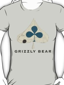 Grizzly Bear - Shields (Dark Text) T-Shirt
