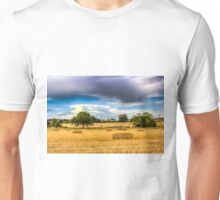 The Summer Farm View Unisex T-Shirt