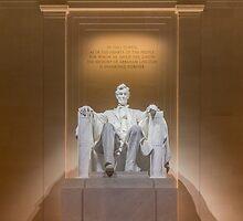 A perspective of Lincoln by Derek Reichert