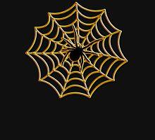 Halloween Spider Web Unisex T-Shirt