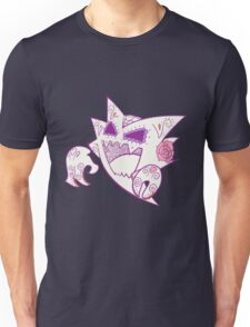 Haunter Pokemuerto | Pokemon & Day of The Dead Mashup Unisex T-Shirt
