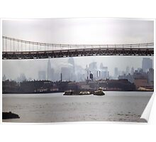 Approaching Hell Gate Poster