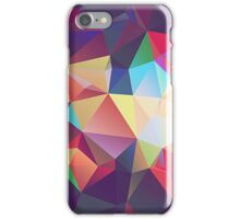 Rhinestone Polygon iPhone Case/Skin