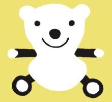 Polar Panda Hugimal Kids Tee