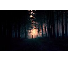 Mist Photographic Print