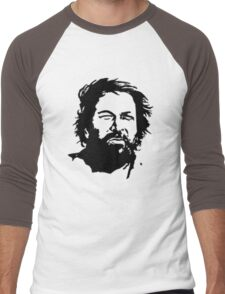 Bud Spencer Men's Baseball ¾ T-Shirt
