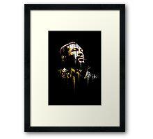 Marvin Gaye Framed Print