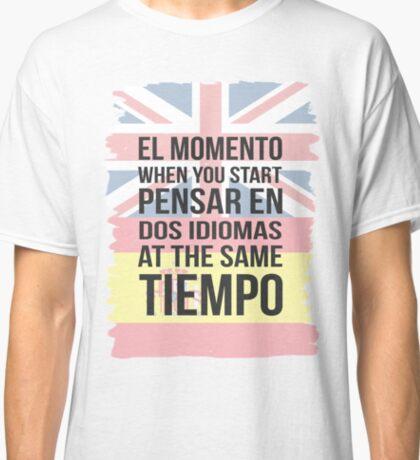 El Momento (Brit Version) Classic T-Shirt