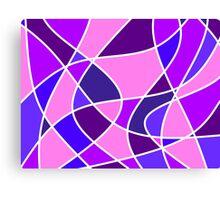 Color Flow Canvas Print