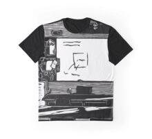 Class Print Graphic T-Shirt
