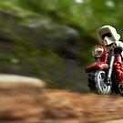 Speeder Bike by thereeljames