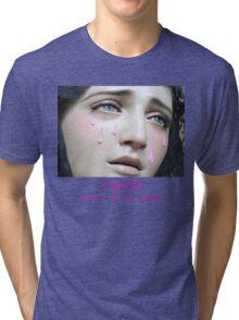 Angel Tears Tri-blend T-Shirt