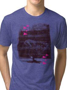 speed runner Tri-blend T-Shirt