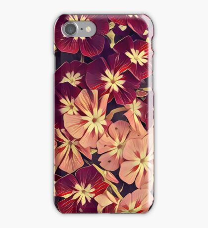 Vibrant red!! iPhone Case/Skin