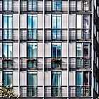 Windows at Jussieu by cclaude