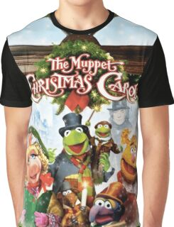 the muppet christmas carol Graphic T-Shirt