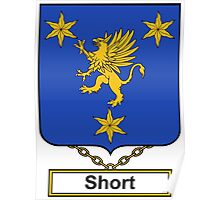 Short Coat of Arms (English) Poster