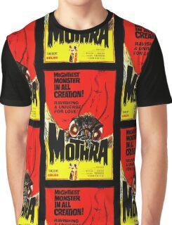 MOTHRA! Graphic T-Shirt