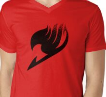 Fairy Tail Mens V-Neck T-Shirt