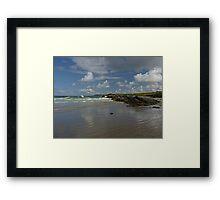 Dunfanaghy Beach Framed Print