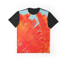 Flame On Island Paradise Graphic T-Shirt
