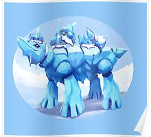 Ice Ice Babies Poster