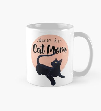 World's Best Cat Mom Mug