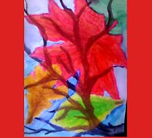 Leafless Tree Unisex T-Shirt