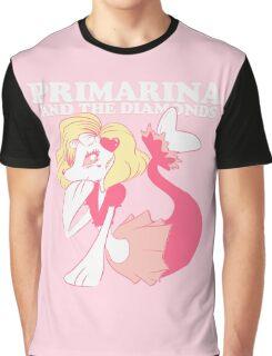 DIAMONDS FORM Graphic T-Shirt
