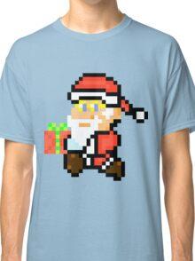 Santa - Pixels Classic T-Shirt