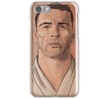 Braulio Estima Portrait iPhone Case/Skin