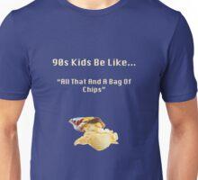 90s Kids Be Like #4 Unisex T-Shirt