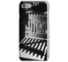Morning shadows iPhone Case/Skin