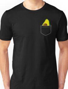 Pocket Avocado Unisex T-Shirt