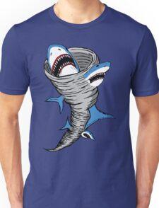 Shark Tornado Unisex T-Shirt