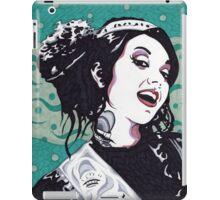 Miss BettyAnn iPad Case/Skin